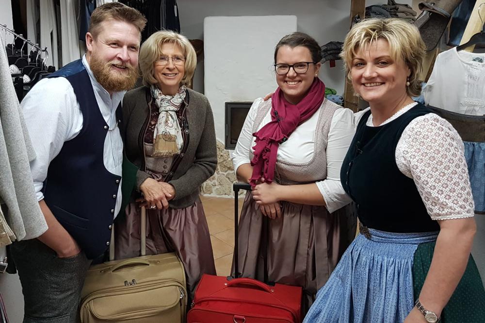 Da Rädl im Bayerischen Fernsehen am 30. März um 20.15h